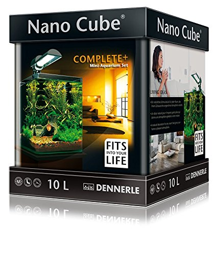 dennerle nano cube led complete umfangreicher test. Black Bedroom Furniture Sets. Home Design Ideas