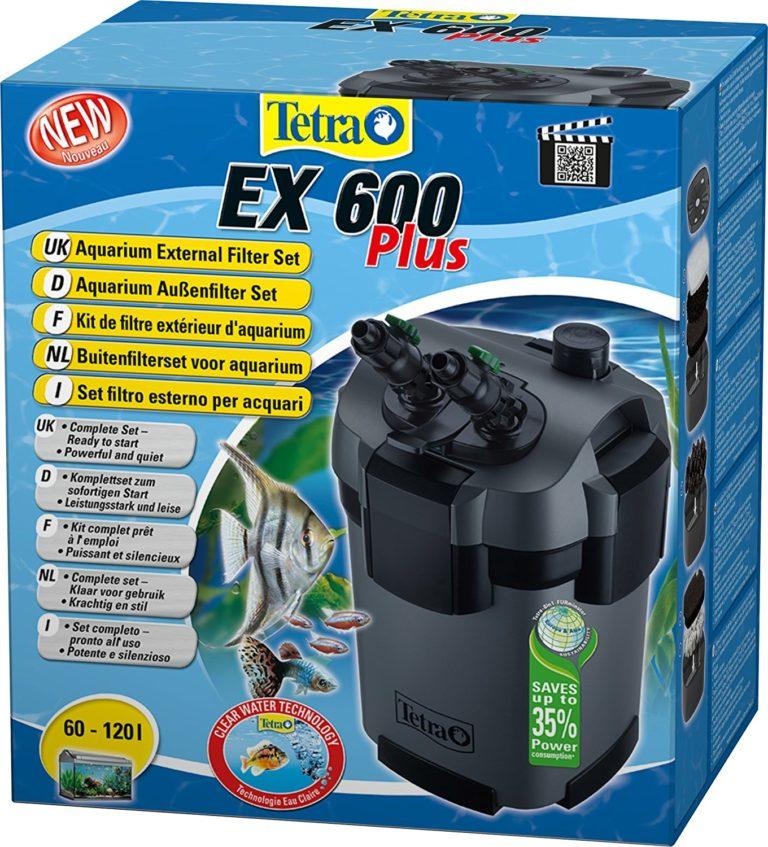 Tetra Außenfilter 600 Plus