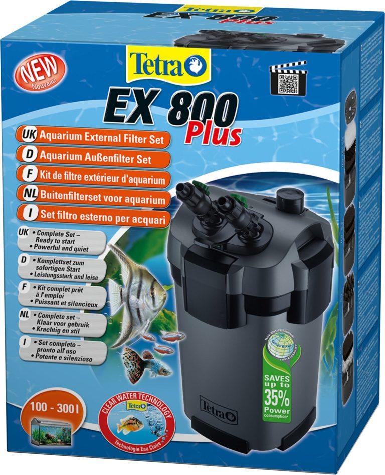 Tetra Außenfilter 800 Plus
